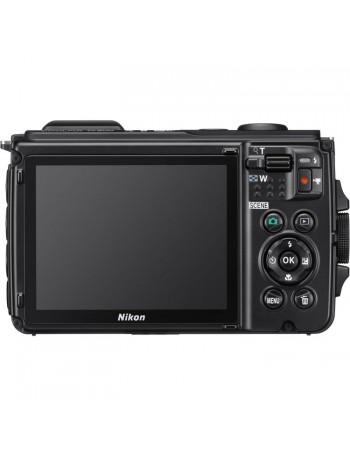 Câmera compacta a prova d'água Nikon Coolpix W300 (PRETO)