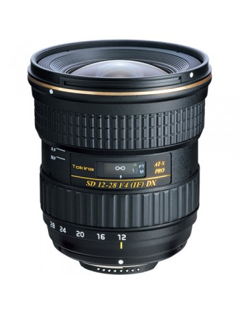 Objetiva Tokina AT-X 12-28mm f4 PRO DX para Canon