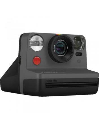 Câmera instantânea Polaroid Now i-Type - PRETO