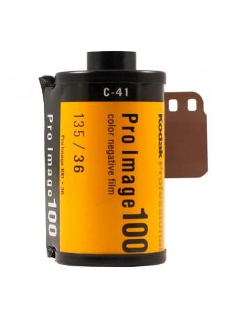 Filme fotográfico 35mm Kodak Pro Image ISO 100 Colorido 36 poses