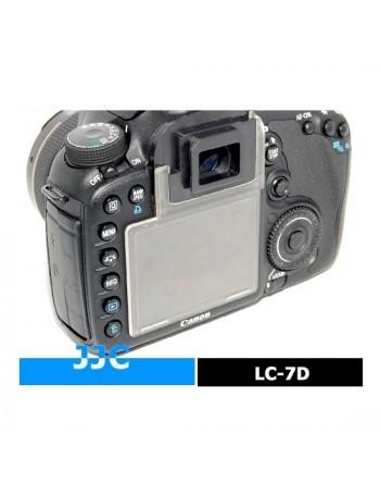 Protetor de tela LCD JJC LC-7D para câmera Canon EOS 7D