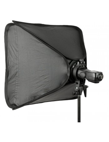 Difusor Softbox para flash dedicado Godox 60x60cm SFUV60X60