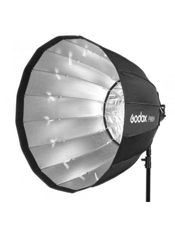 Softbox parabólico Godox P90H (90cm) com encaixe bowens