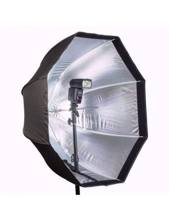 Sombrinha Softbox Octagonal Universal Greika SB1010-80 (80cm)