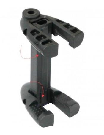 Adaptador de smartphone para tripé