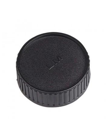 Tampa de proteção traseira para lente Leica M