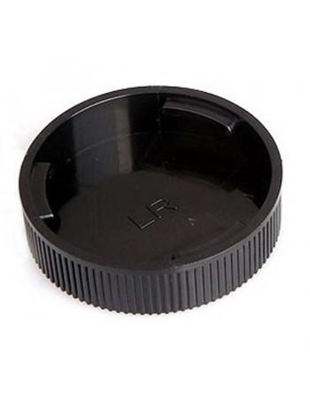 Tampa de proteção traseira para lente Leica R