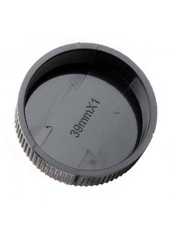 Tampa de proteção traseira para lente rosca M39