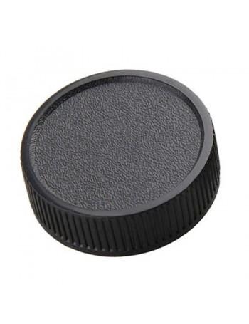 Tampa de proteção traseira para lente rosca M42
