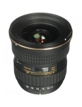 Objetiva Tokina AT-X 11-16mm f2.8 DX II para Nikon
