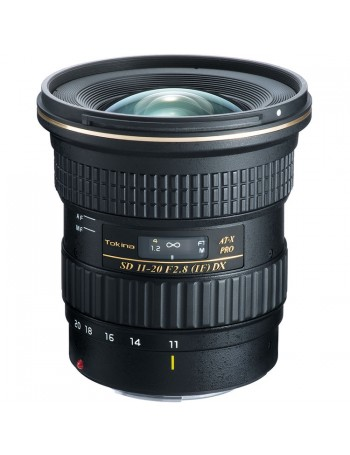 Objetiva Tokina AT-X 11-20mm f2.8 PRO DX para Canon