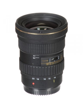 Objetiva Tokina AT-X 14-20mm f2 PRO DX para Canon
