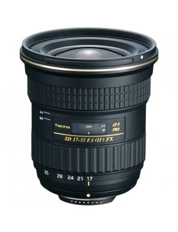 Objetiva Tokina AT-X 17-35mm f4 PRO FX para Nikon