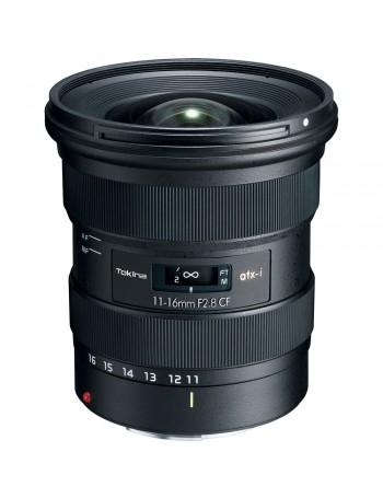 Objetiva Tokina atx-i 11-16mm f2.8 CF para Canon