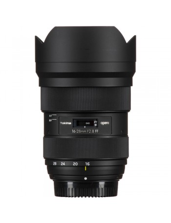 Objetiva Tokina Opera 16-28mm f2.8 FF para Nikon