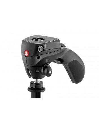 Tripé Manfrotto Compact Action com cabeça joystick para foto e vídeo (MKCOMPACTACN-BK) (PRETO)
