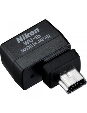 Adaptador WiFi Nikon WU-1b para smartphones e tablets
