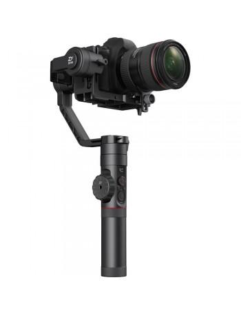 Estabilizador gimbal motorizado Zhiyun Crane 2 com follow focus  e giroscópio de 3 eixos para câmera DSLR