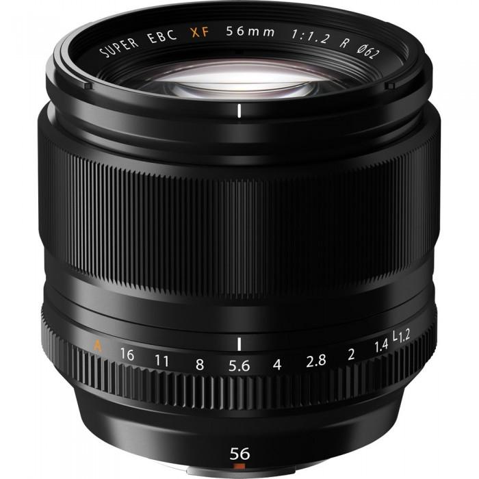 Objetiva Fujifilm XF 56mm f1.2 R