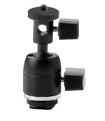 Cabeça compacta Greika FMH-05 para iluminação e câmeras