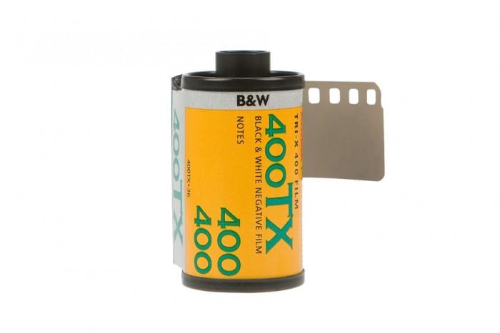 Filme 35mm Kodak TRI-X ISO 400 Preto e Branco 36 Poses